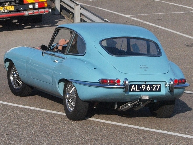 1968 Jaguar E-Type 4.2 Litre 2+2