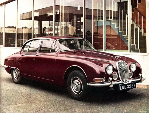 1968 jaguar s type