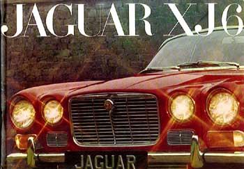 1968 Jaguar XJ 6