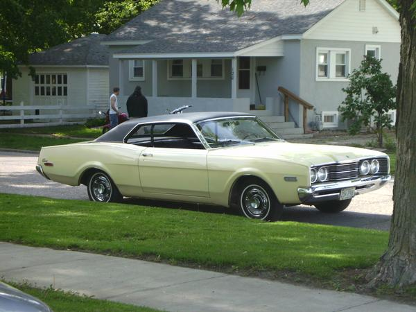1968 Mercury Comet Sport Coupe