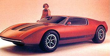 1969 Amc amx II