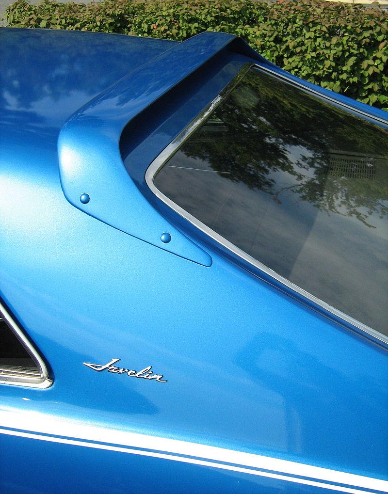 1969 AMC_Javelin_1969_Craig_Breedlove_roof_spoiler