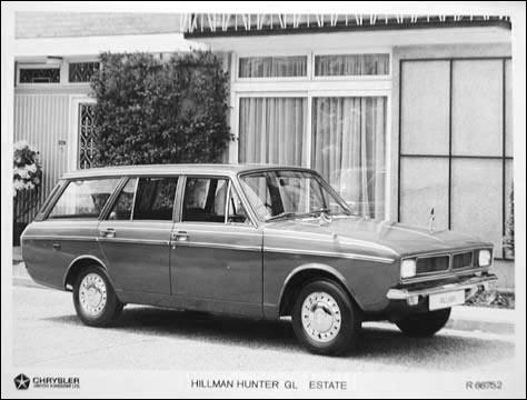 1969 hillman hunter est