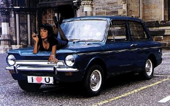 1969 hillman super imp