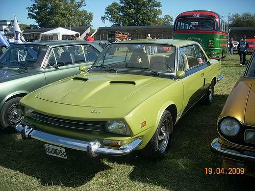 1969 IKA Torino Lutteral Comahue z