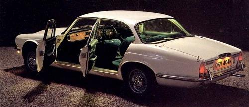1969 jaguar fleet 3.l