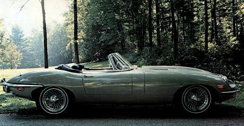 1969 jaguar xke cabrio