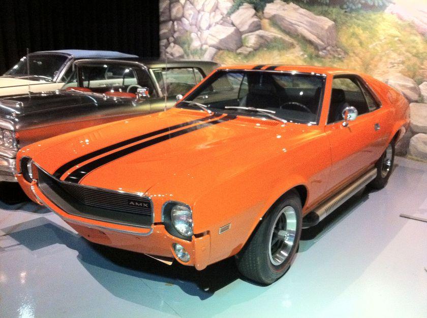 1969_AACA_museum_AMC_AMX_flv
