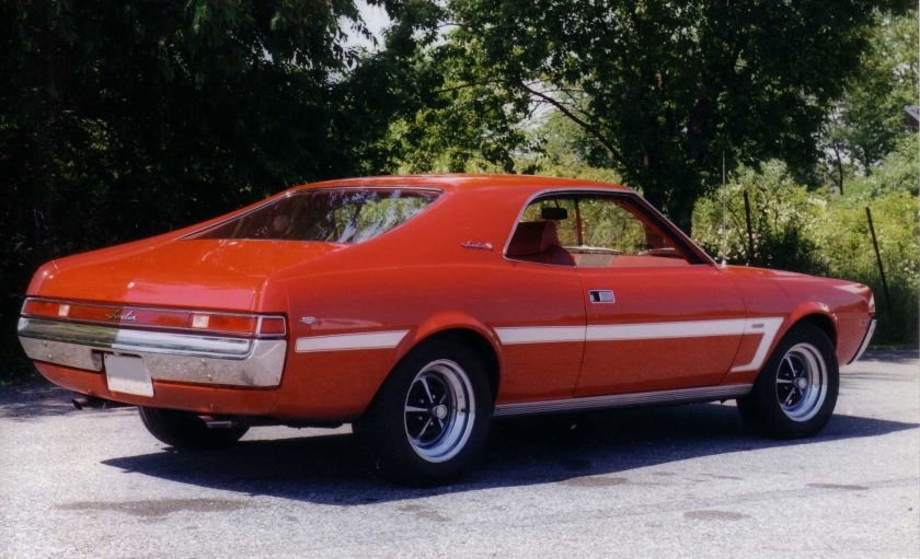1969_AMC_Javelin_SST_pony_car_red99
