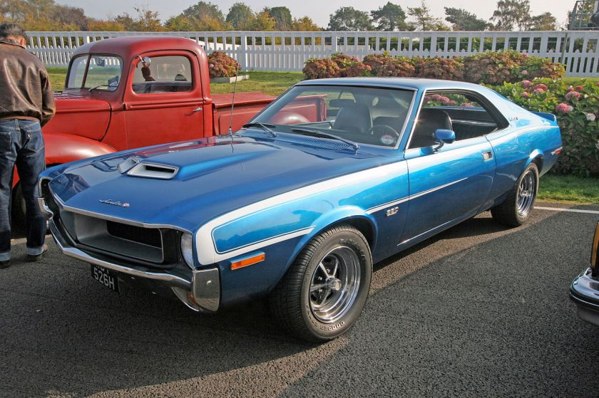 1970 Goodwood_Breakfast_Club_-_AMC_Javelin_-_Flickr_-_exfordy