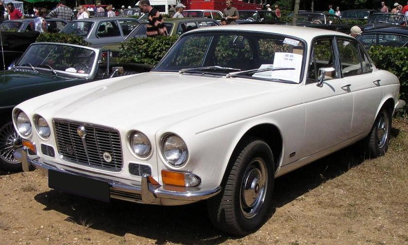 1970  Jaguar XJ