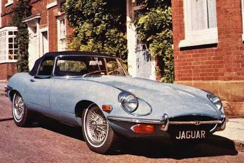 1970 jaguar xk-e cabrio