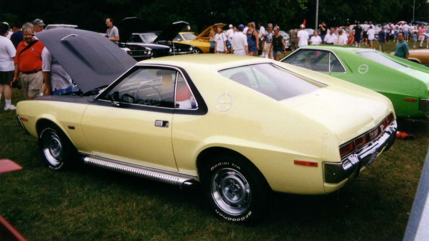 1970_AMX_yellow_with_black_shadow_mask