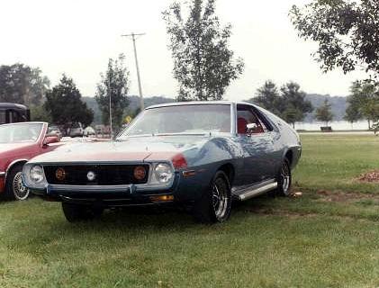 1971 AMC AMX prototype-fV mx