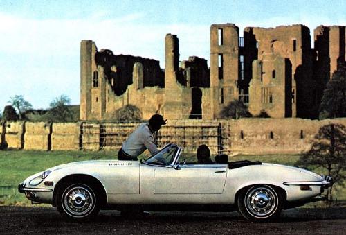 1971 jaguar s3