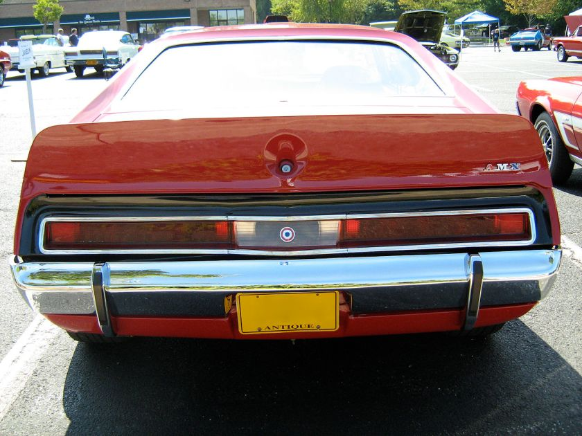 1971_AMC_Javelin_AMX_red_MD_rearend