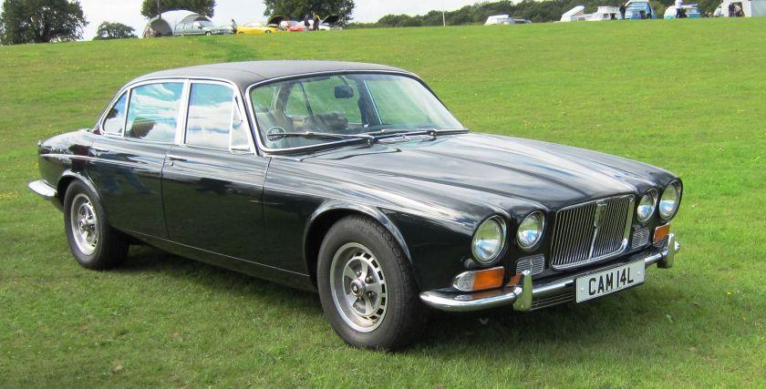 1972 Jaguar XJ12