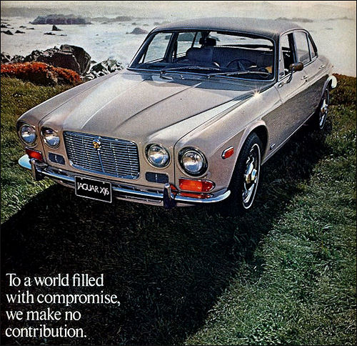 1972 jaguar xj6 white water