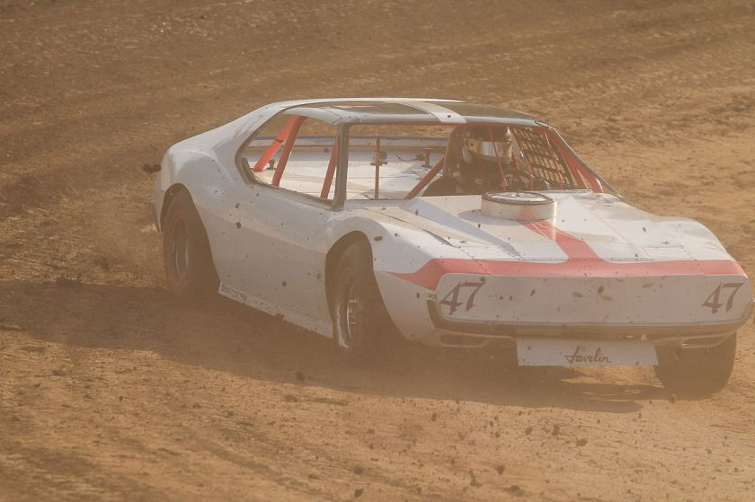 1972_Javelin_dirt_track_car