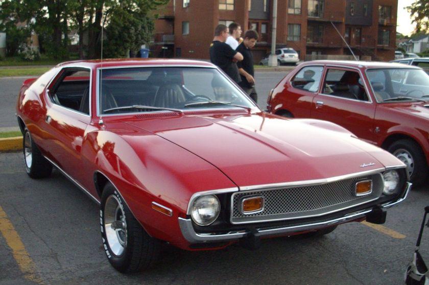 1973 AMC_Javelin_(Auto_classique_Combos_Express_'12)