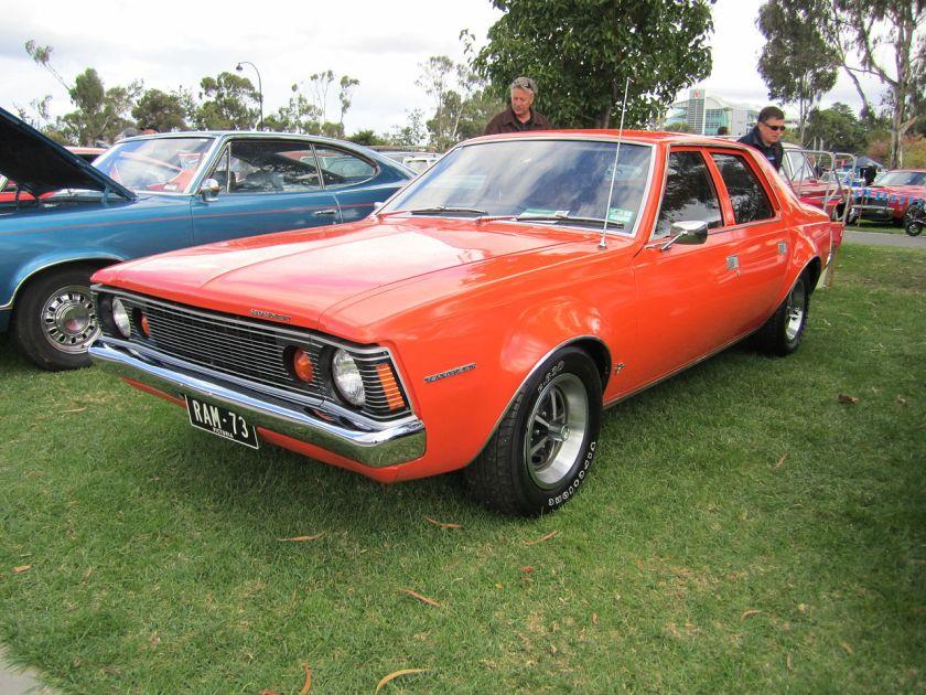 1973_Rambler_Hornet_Sedan