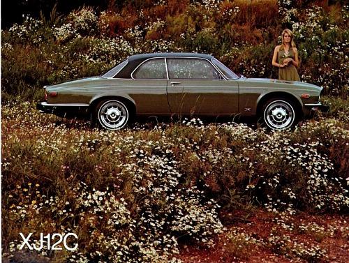 1974 jaguar range small 7 l