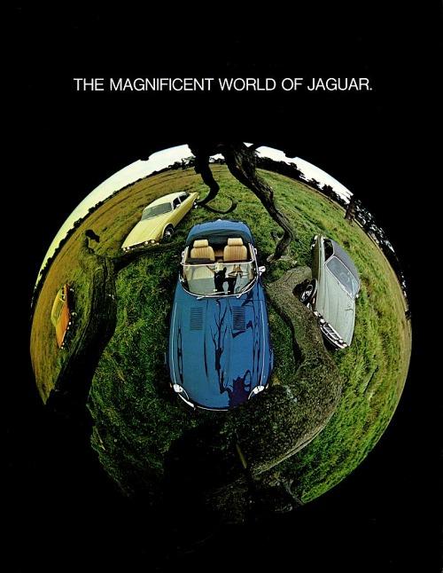 1974 jaguar range small l