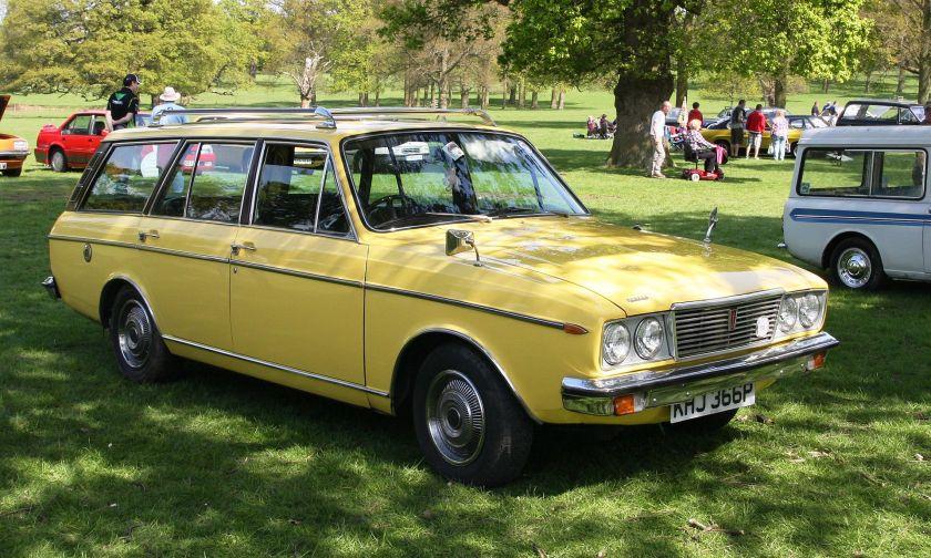 1975 Humber Sceptre MK III Estate 1725cc
