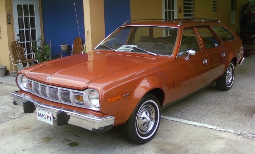 1976 AMC Hornet Sportabout