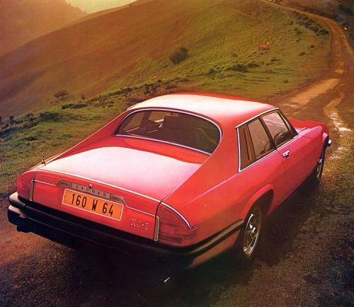 1977 jaguar xj-s tyl