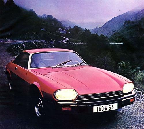 1977 jaguar xj-s