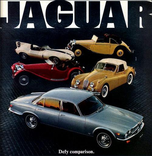 1977 jaguar xj12 group