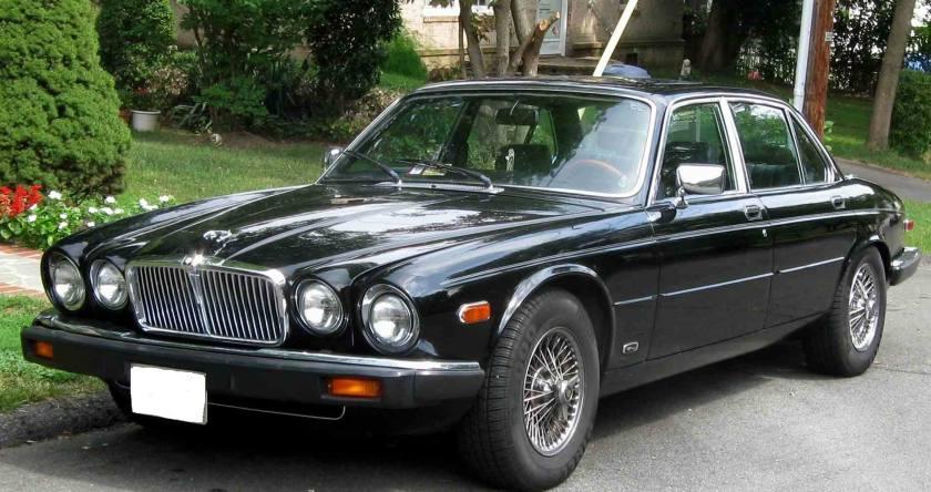 1978 Jaguar XJ6 Coupe LHD