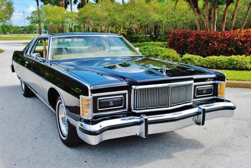 1978 Mercury Marquis Brougham 2-door