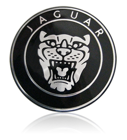 1980 jaguar-aluminum-steering-badge