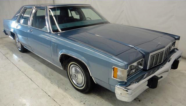 1980 Mercury Marquis 4-door sedan