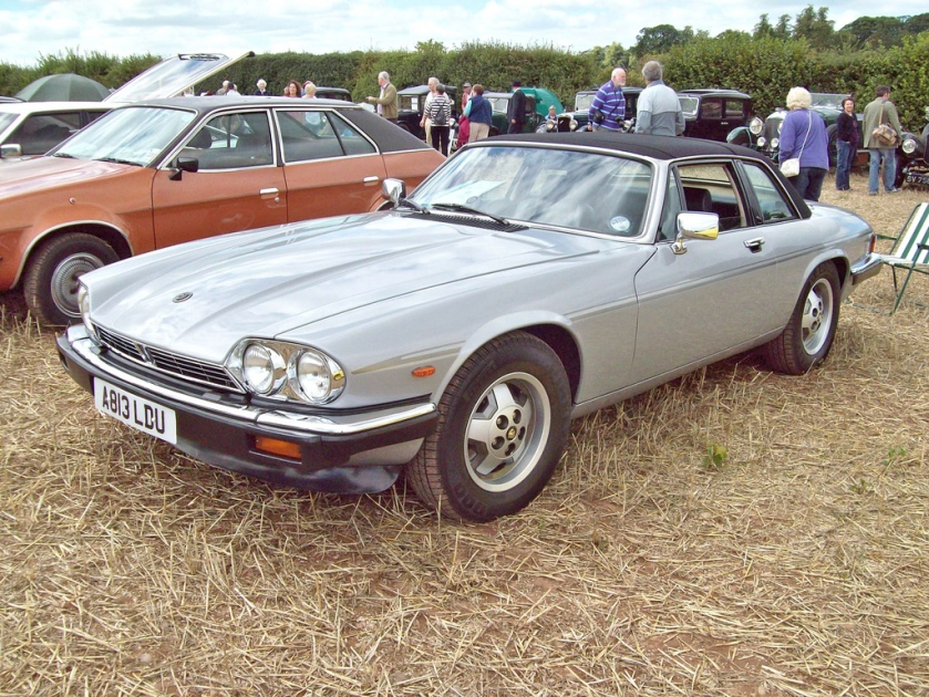 1983 Jaguar XJ-SC 3.6 Engine 3590cc S6 DOC