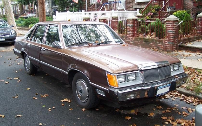 1983 Mercury Marquis midsize