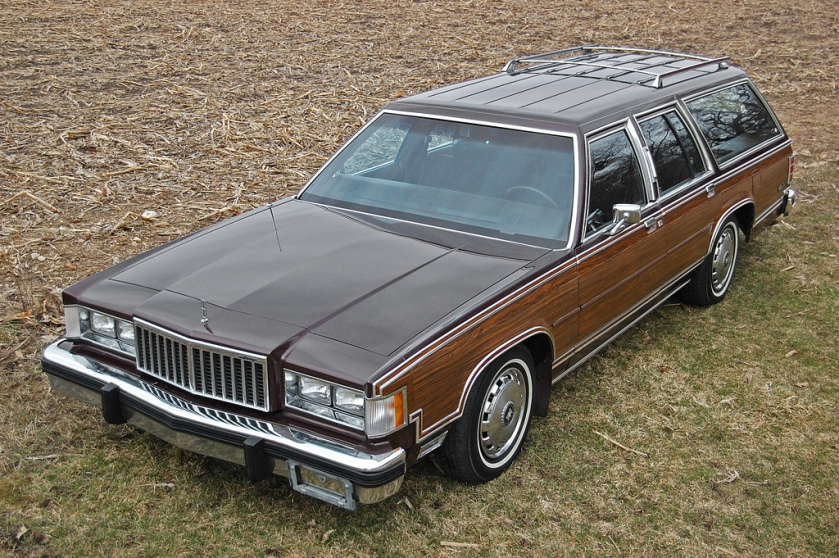 1984 Mercury Grand Marquis Colony Park
