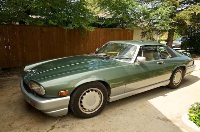 1985 Jaguar XJS TWR