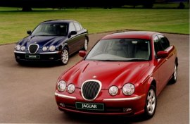 1986 Jaguar S-Type