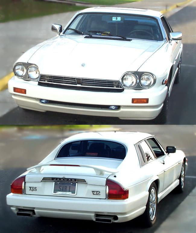 1986 jaguar XJS combo