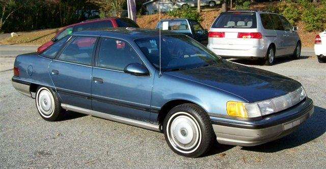 1986 Mercury Sable 1st gen