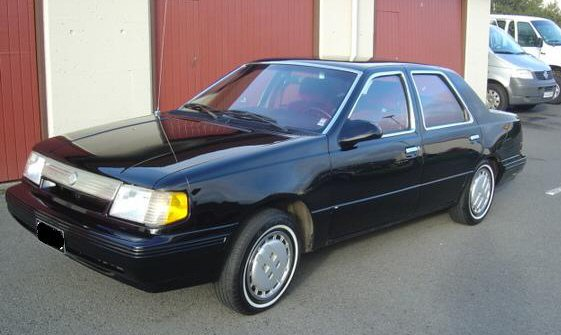 1987 Mercury Topaz Sedan