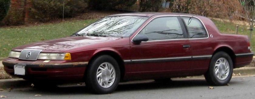 1989-90 Mercury Cougar
