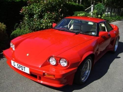 1991 Jaguar Lister Le Mans Coupe a