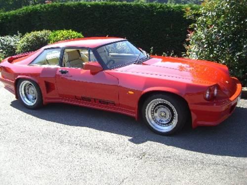 1991 Jaguar Lister Le Mans Coupe