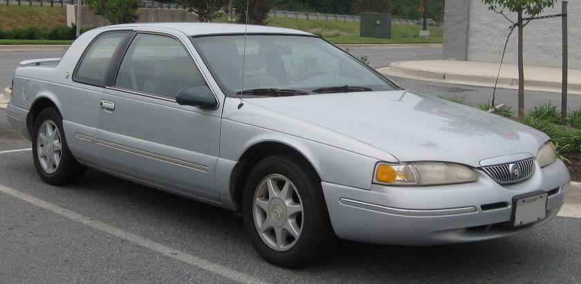 1994-97 Mercury Cougar