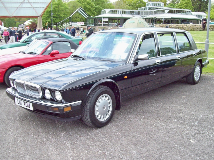 1994 Jaguar Top Hat Limousine Engine 3289cc 6 cylinder