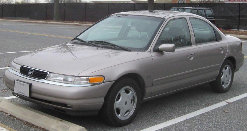 1995–1997 Mercury Mystique
